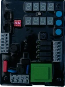 Hybrid BASIC controller for Diesel-PV hybrid systems.