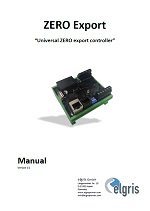 thumbnail of ZERO export controller manual